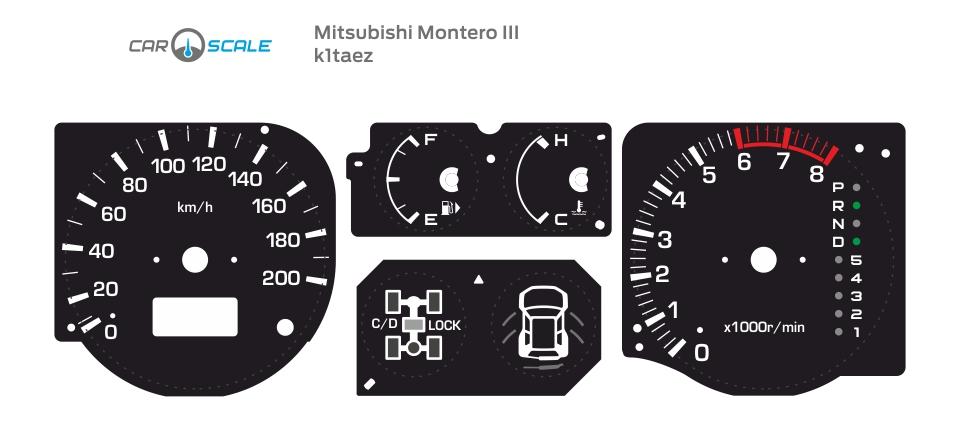 MITSUBISHI MONTERO 3 01