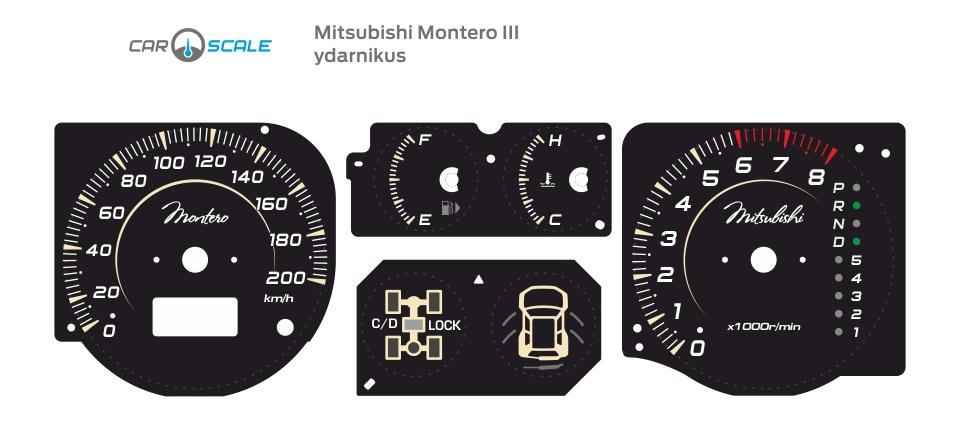 MITSUBISHI MONTERO 3 02
