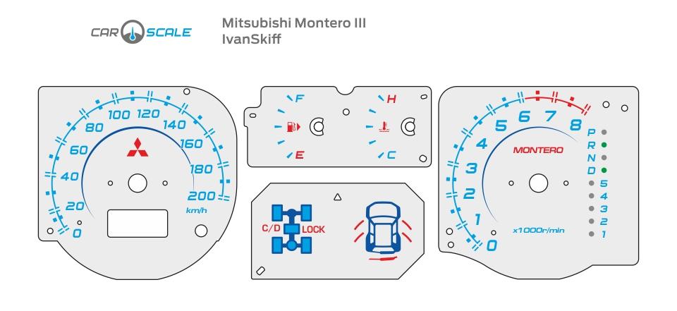 MITSUBISHI MONTERO 3 03