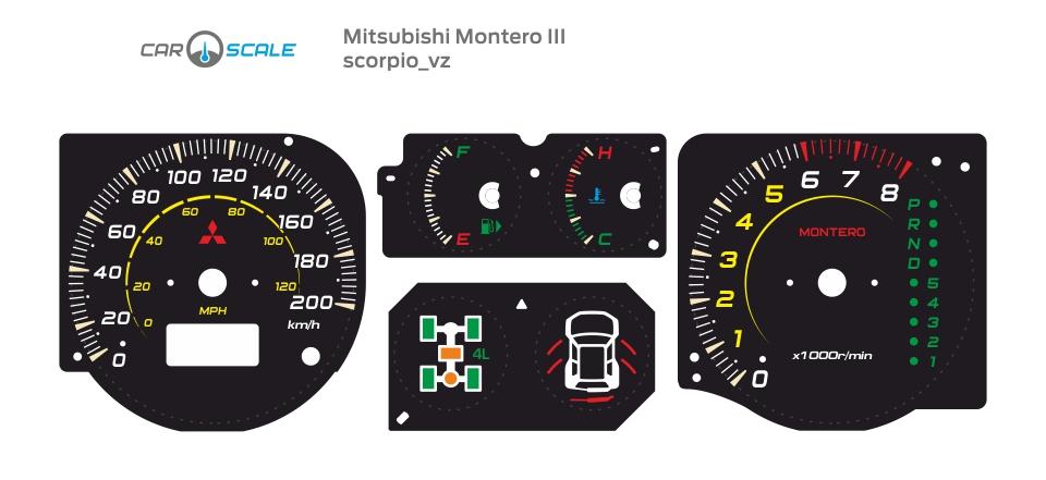 MITSUBISHI MONTERO 3 04