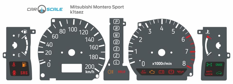 MITSUBISHI MONTERO SPORT 01