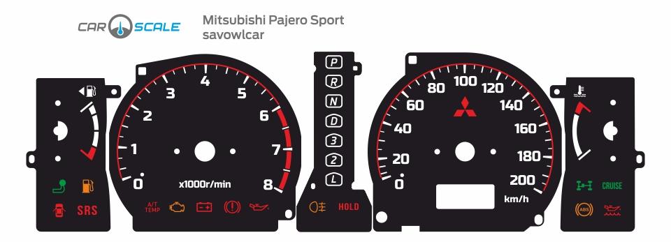 MITSUBISHI MONTERO SPORT 05
