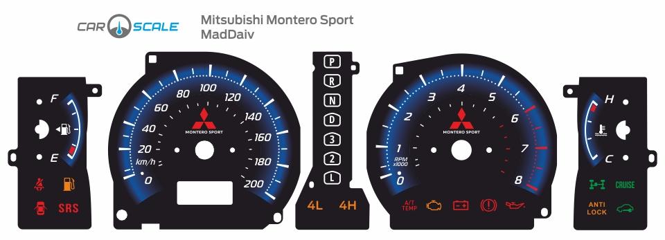 MITSUBISHI MONTERO SPORT 06