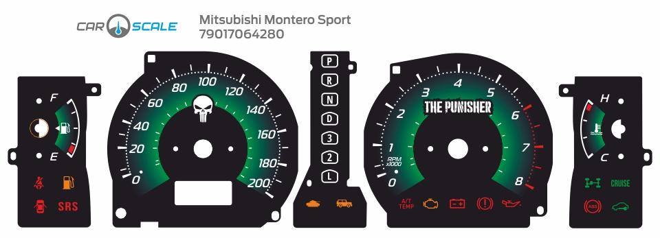 MITSUBISHI MONTERO SPORT 09