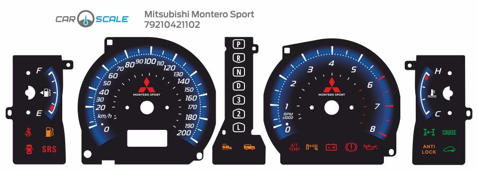 MITSUBISHI MONTERO SPORT 10