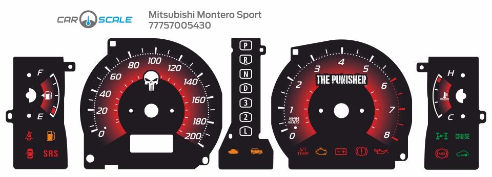 MITSUBISHI MONTERO SPORT 11
