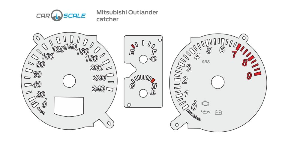 MITSUBISHI OUTLANDER 01