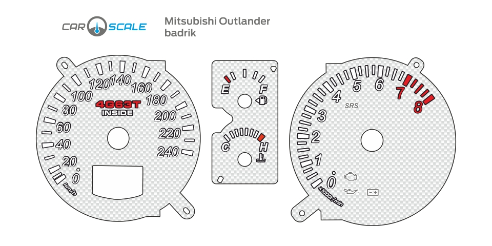 MITSUBISHI OUTLANDER 03