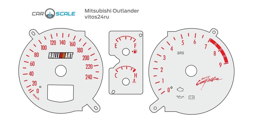 MITSUBISHI OUTLANDER 05