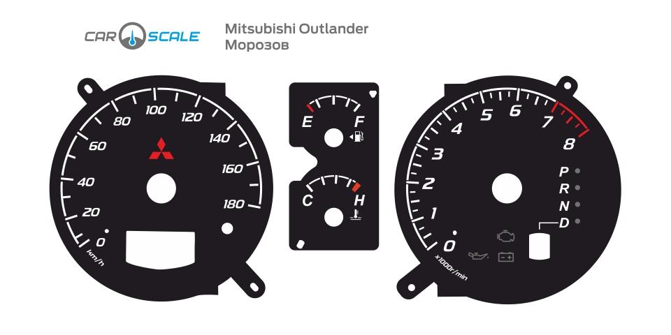 MITSUBISHI OUTLANDER 09