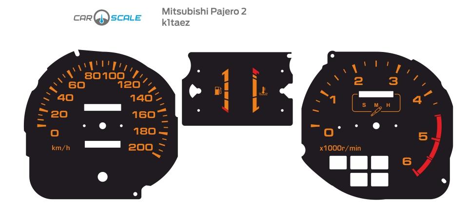 MITSUBISHI PAJERO 2 01
