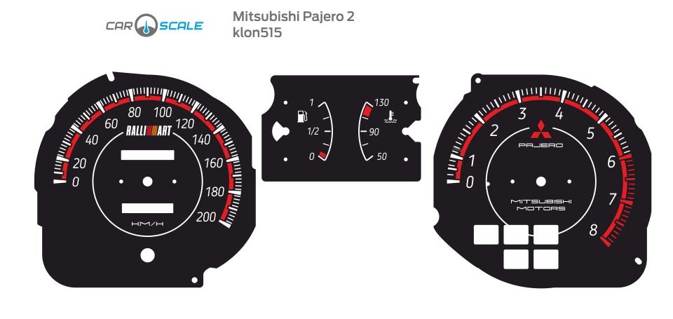 MITSUBISHI PAJERO 2 03