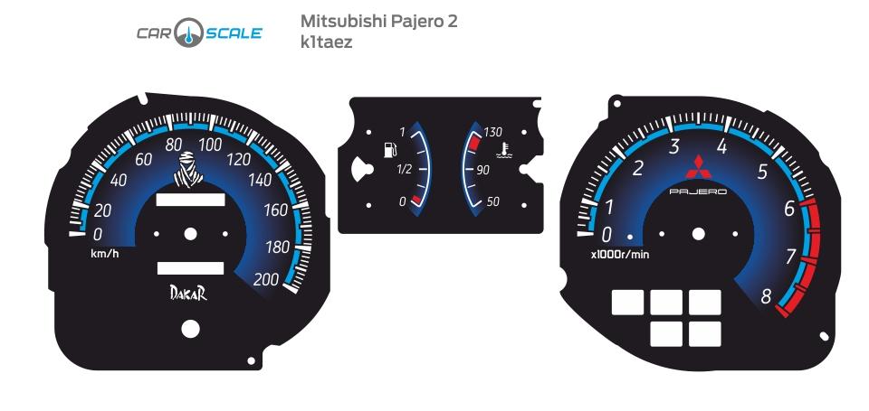 MITSUBISHI PAJERO 2 04