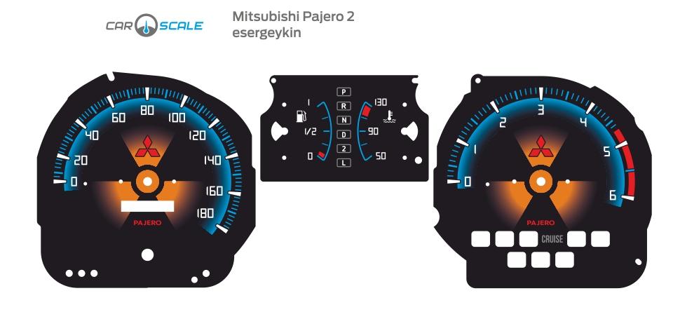 MITSUBISHI PAJERO 2 05