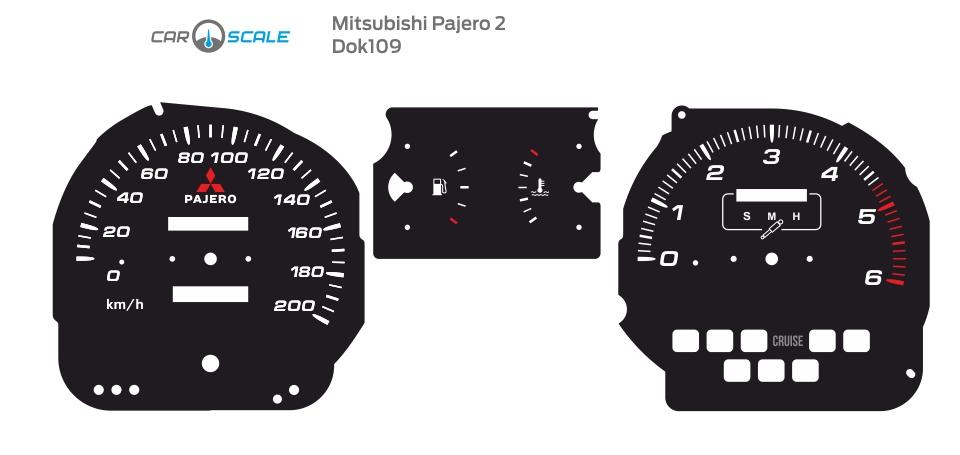 MITSUBISHI PAJERO 2 08