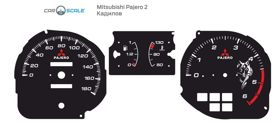 MITSUBISHI PAJERO 2 10