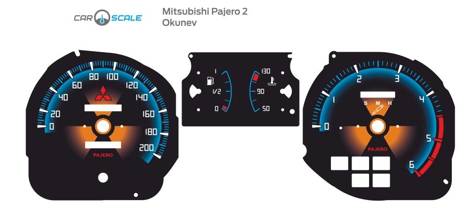 MITSUBISHI PAJERO 2 15