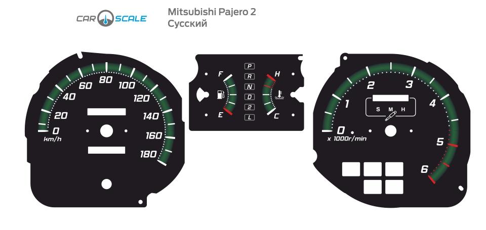 MITSUBISHI PAJERO 2 17
