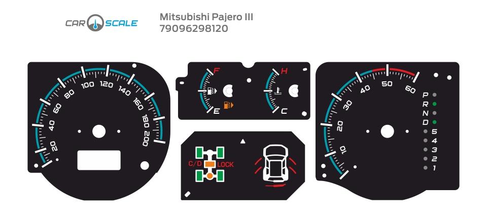 MITSUBISHI PAJERO 3 04