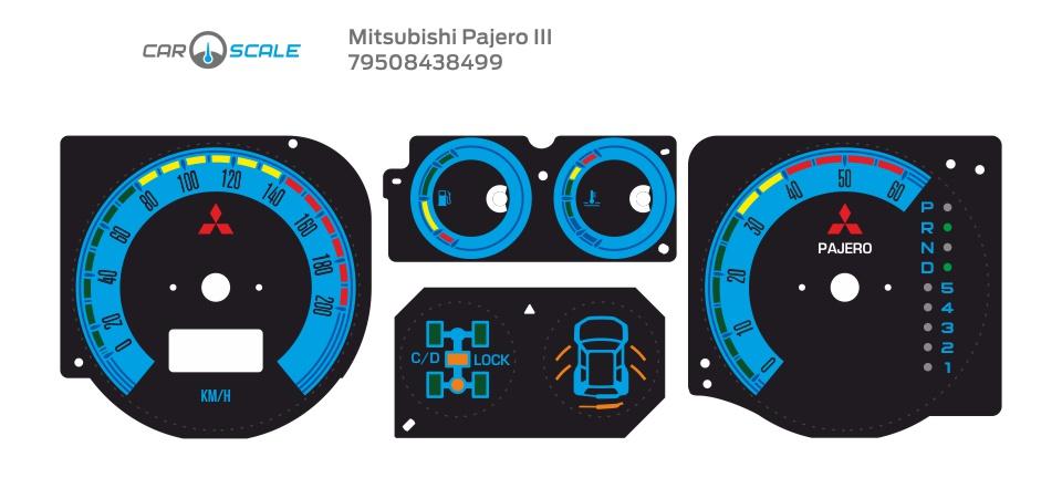 MITSUBISHI PAJERO 3 15