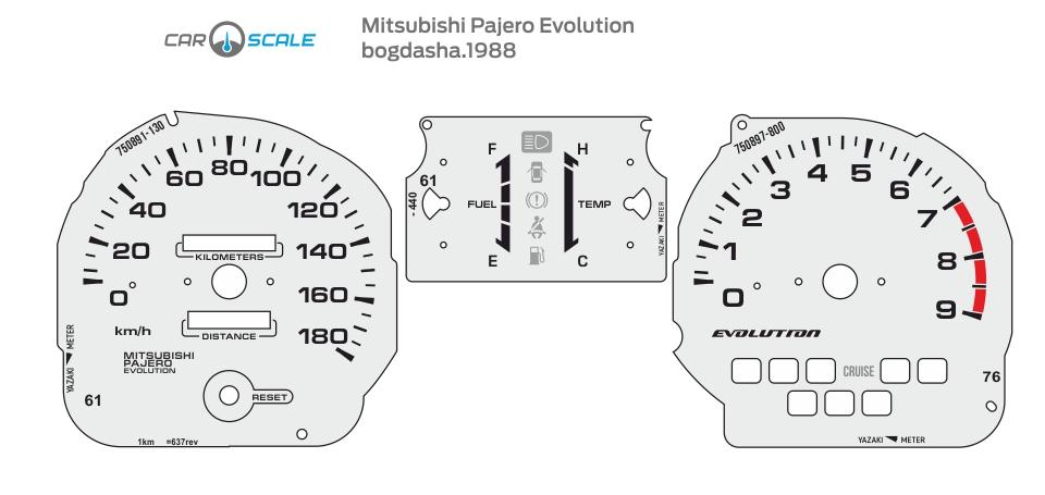 MITSUBISHI PAJERO EVOLUTION 02