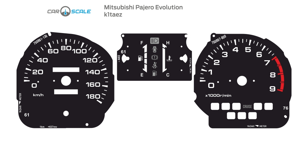 MITSUBISHI PAJERO EVOLUTION 01