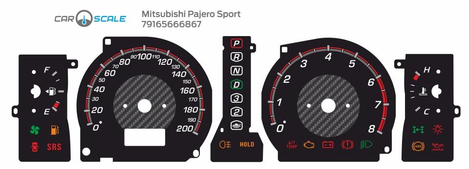 MITSUBISHI PAJERO SPORT 14