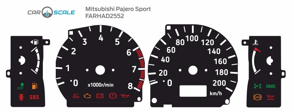MITSUBISHI PAJERO SPORT 02