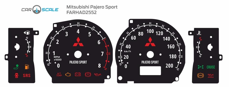 MITSUBISHI PAJERO SPORT 03