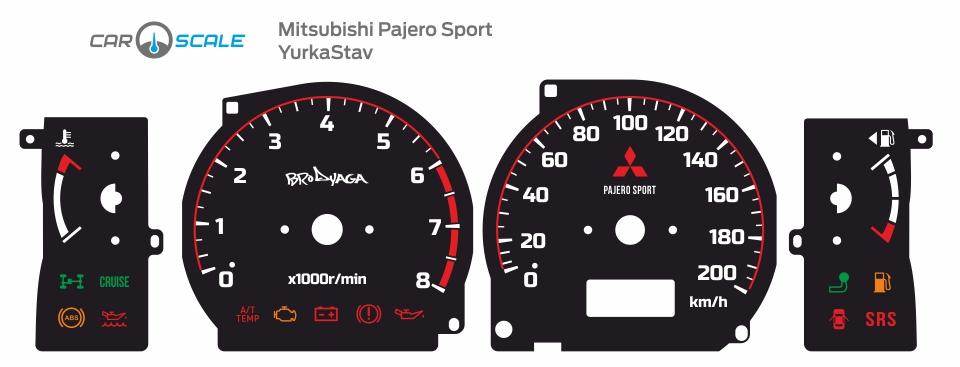 MITSUBISHI PAJERO SPORT 05