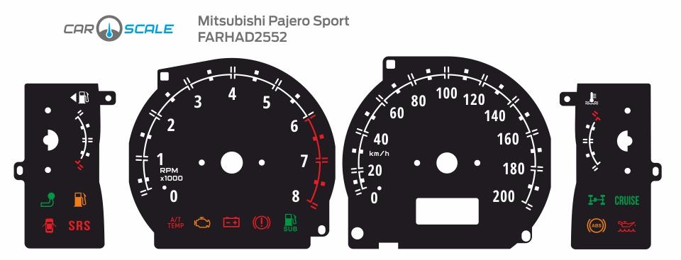 MITSUBISHI PAJERO SPORT 06