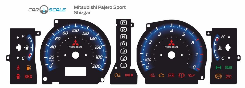 MITSUBISHI PAJERO SPORT 07