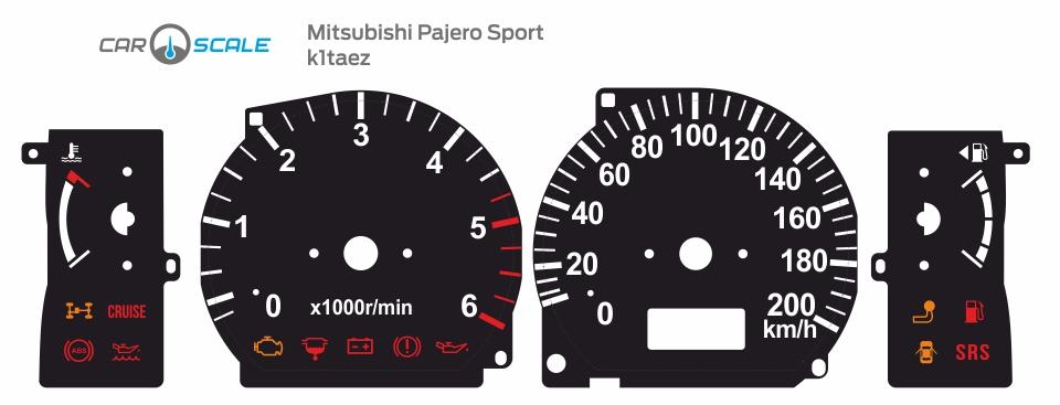 MITSUBISHI PAJERO SPORT DIESEL 01