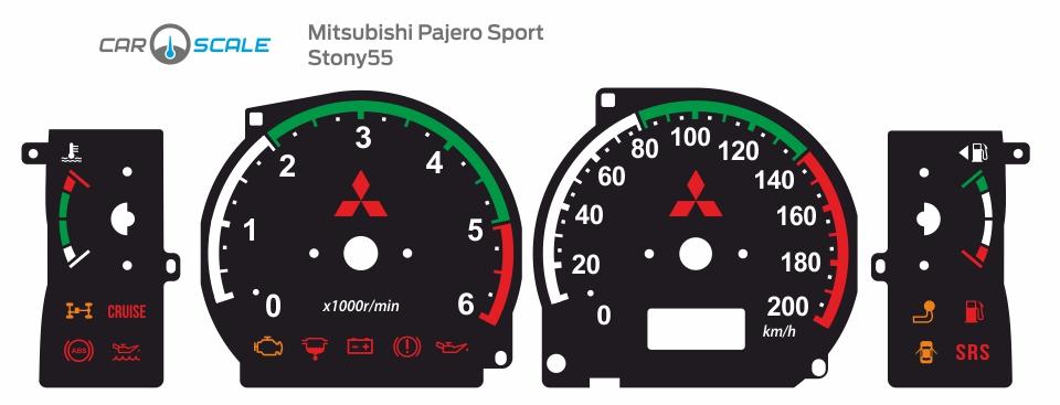 MITSUBISHI PAJERO SPORT DIESEL 02