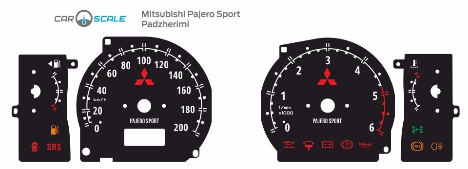 MITSUBISHI PAJERO SPORT DIESEL 06