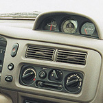 Mitsubishi Pajero Sport Отопитель