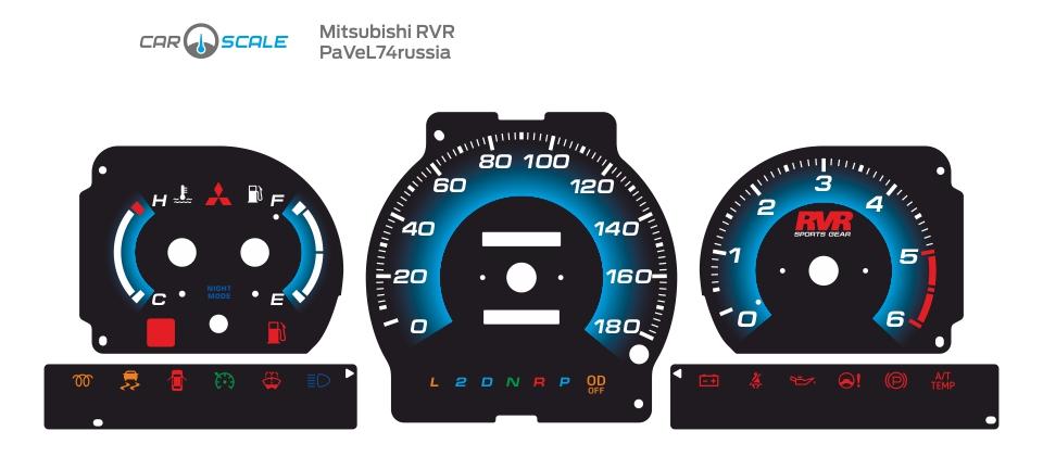 MITSUBISHI RVR 02