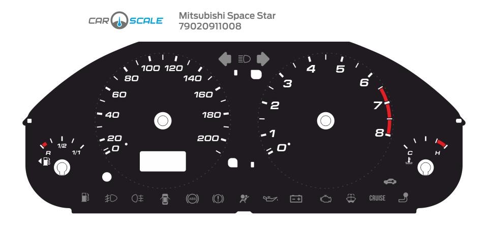MITSUBISHI SPACE STAR 02