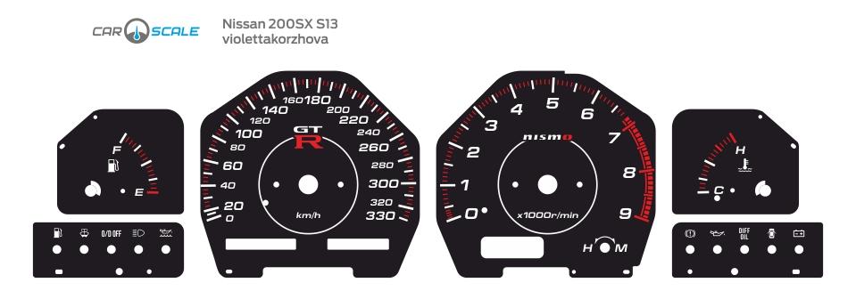 NISSAN 200SX S13 02