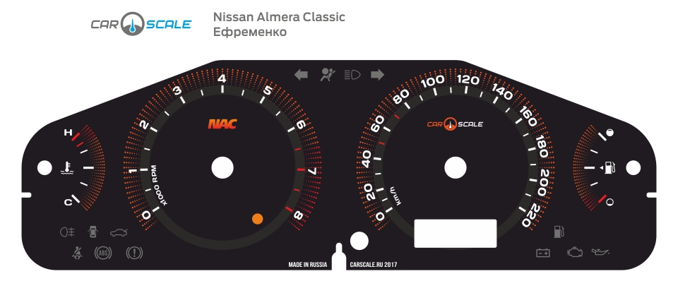 NISSAN ALMERA CLASSIC 04