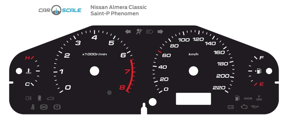 NISSAN ALMERA CLASSIC 03