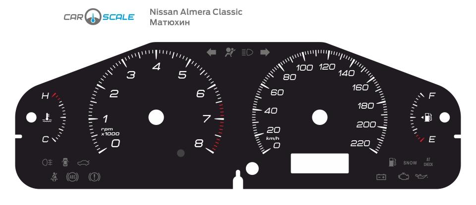 NISSAN ALMERA CLASSIC 05