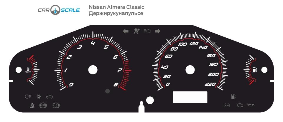 NISSAN ALMERA CLASSIC 07