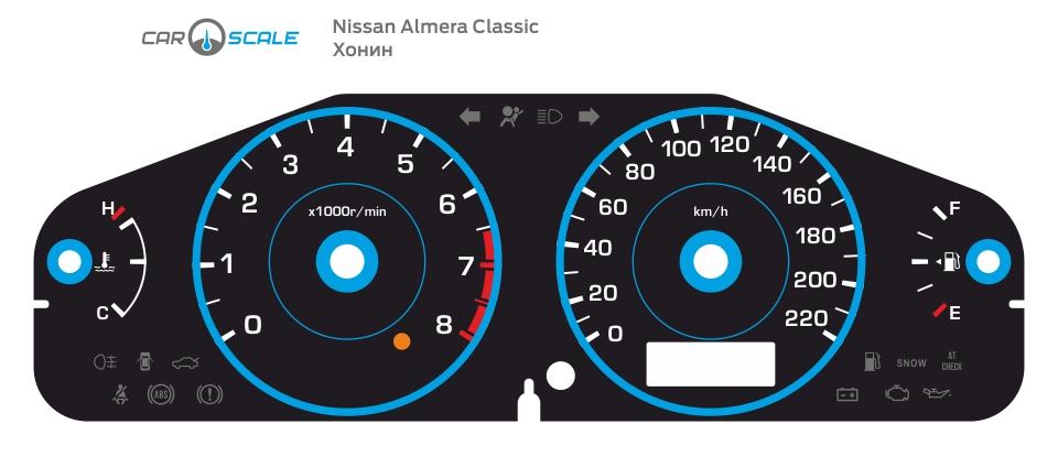 NISSAN ALMERA CLASSIC 10