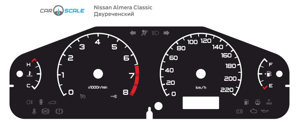 NISSAN ALMERA CLASSIC 11
