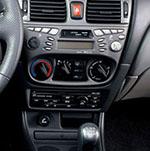 Nissan Almera n16 Отопитель