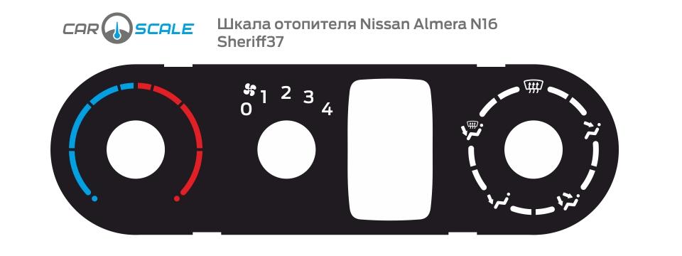 NISSAN ALMERA N16 HEAT 02