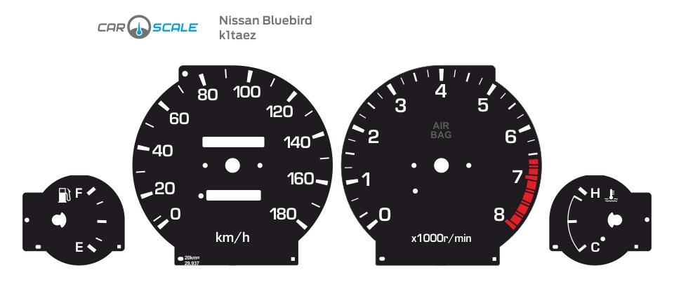 NISSAN BLUEBIRD 01