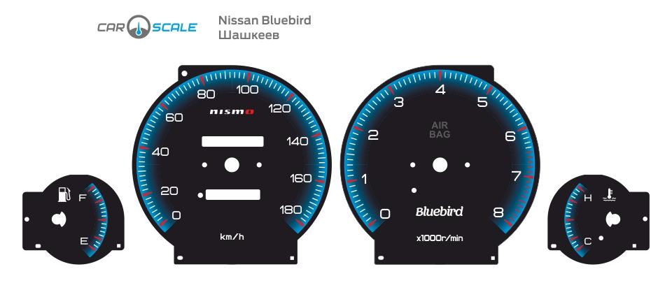 NISSAN BLUEBIRD 02