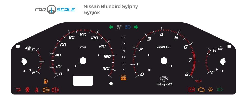 NISSAN BLUEBIRD SYLPHY 02